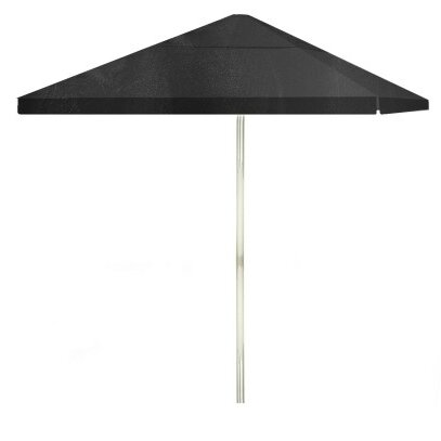 Chalk Board 6' Square Market Umbrella by Best of Times