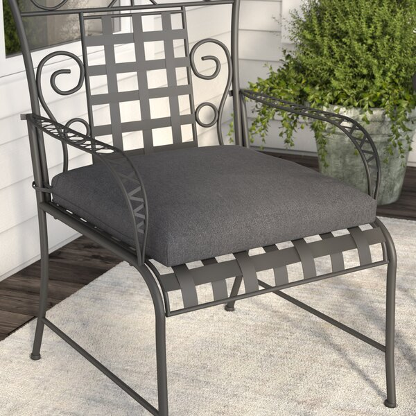 Mackenzie Sunbrella Dining Chair Cushion by Laurel Foundry Modern Farmhouse