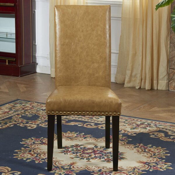 Classic Parsons Chair (Set of 2) by Bellasario Collection
