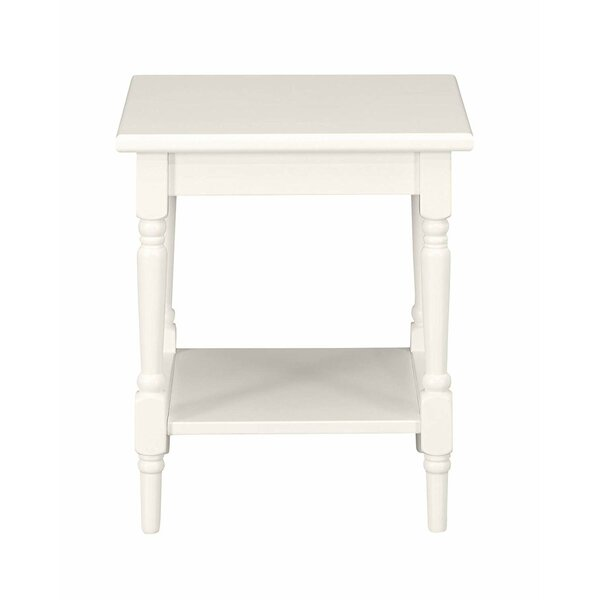 Chaudhary End Table By Charlton Home