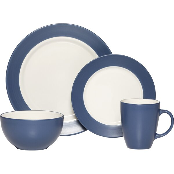 Harmony Everyday 16 Piece Dinnerware Set, Service for 4 by Pfaltzgraff