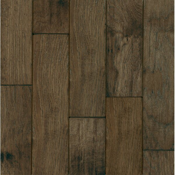 Century Farm 5 Engineered Hickory Mountain Hardwood Flooring in Smoke by Armstrong Flooring