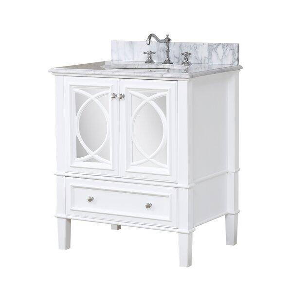 Olivia 30 Single Bathroom Vanity Set by Kitchen Bath Collection