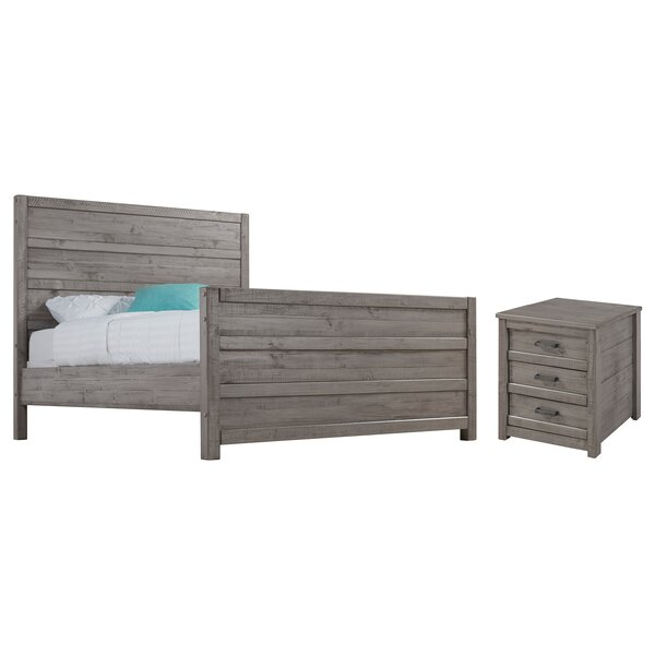 Romney Standard Configurable Bedroom Set by Three Posts