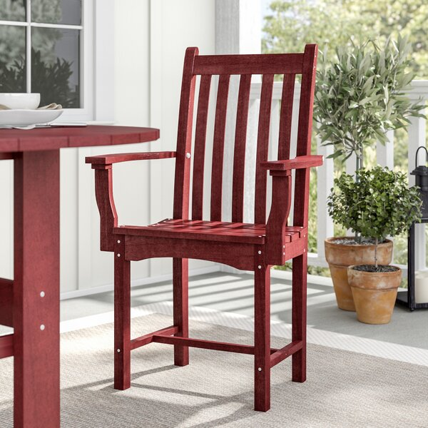 Sawyerville Modern Dining Arm Chair by Laurel Foundry Modern Farmhouse