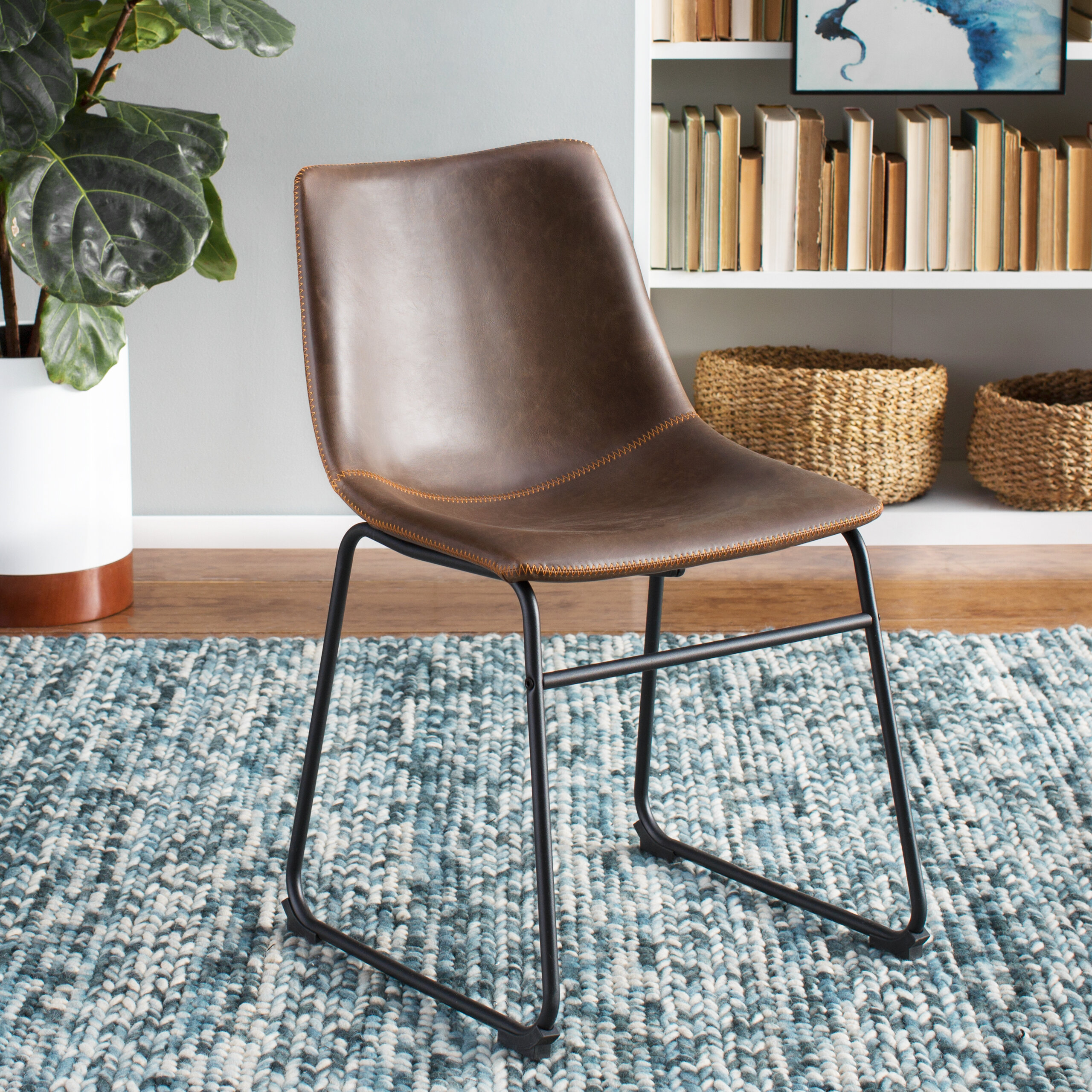 Trent Austin Design Bamey Vintage Side Chairs & Reviews | Wayfair