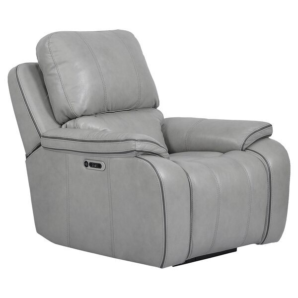Tybalt Power Wall Hugger Recliner By Winston Porter