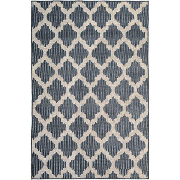 Boehm Power Loom Charcoal/Tan Rug