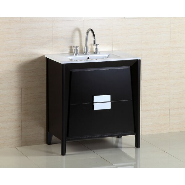 30 Single Sink Vanity Set by Bellaterra Home