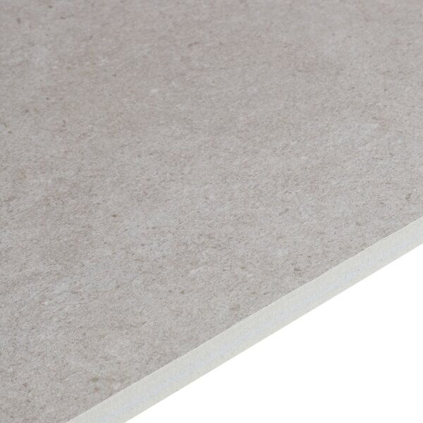 Haut Monde 12 x 24 Porcelain Field Tile in Elite Grey by Daltile