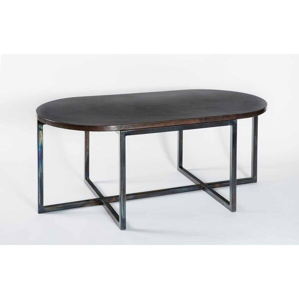 Daniela Oval Coffee Table by 17 Stories