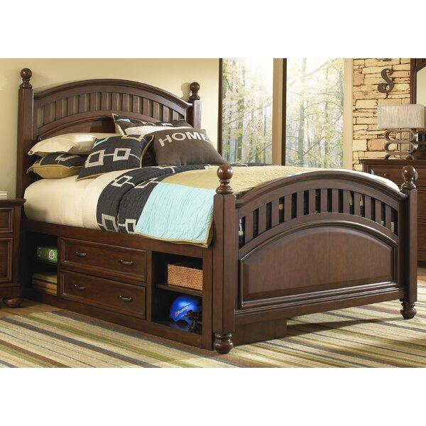 Jamari Panel Bed with Storage by Viv + Rae