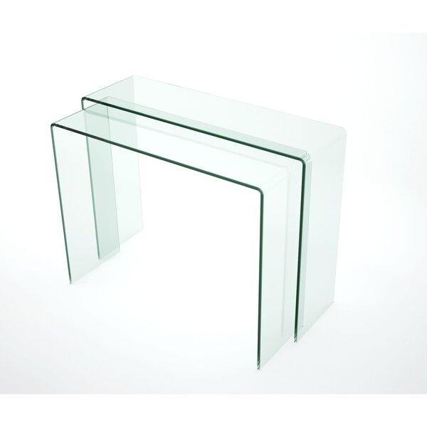 Lukka Console Table By Orren Ellis