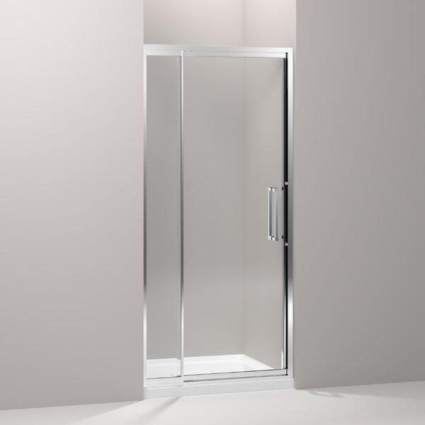 Lattis 33 x 76 Pivot Shower Door by Kohler