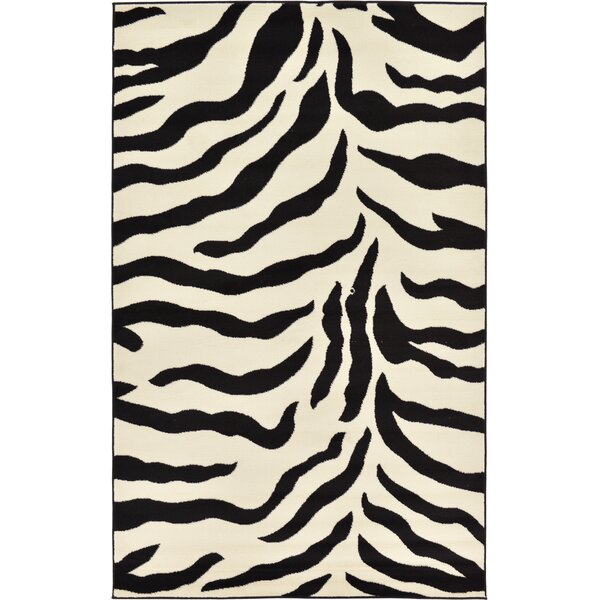 Leif Ivory Area Rug by World Menagerie