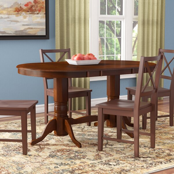 Rockdale Extendable Dining Table by Darby Home Co Darby Home Co