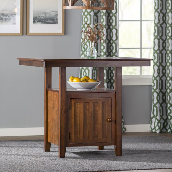Bryson Counter Height Dining Table by Loon Peak