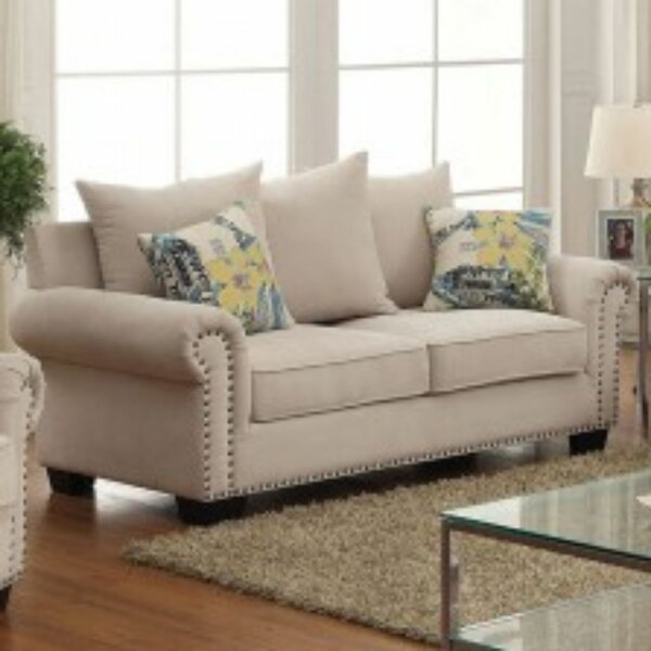 Dorfman Loveseat by Darby Home Co