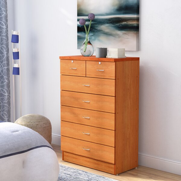 Bouldin 7 Drawer Chest by Zipcode Design