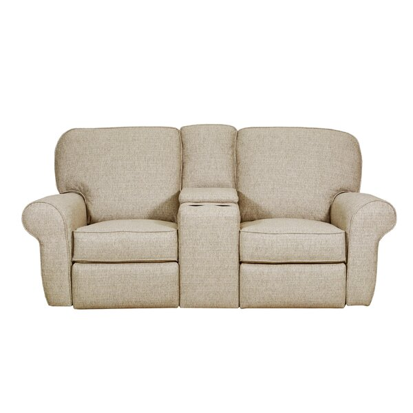Sage Shambala Smoke Reclining Loveseat by Lane Furniture