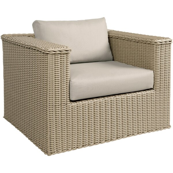 Mezzo Patio Chair with Cushions (Set of 2) by Real Flame