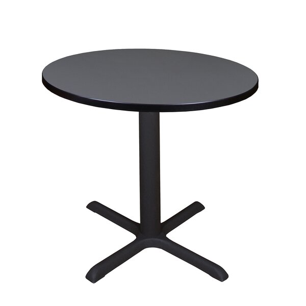Hendrix Round Breakroom Table by Symple Stuff
