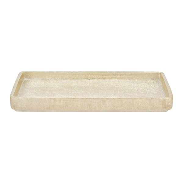 Mullens Bathroom Accessory Tray by House of Hampton