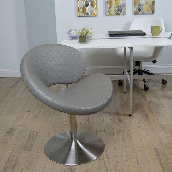 Swivel Papasan Chair by MIX