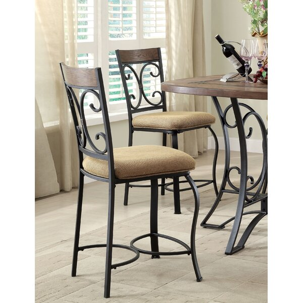 Benevides Dining Chair (Set of 2) by Fleur De Lis Living
