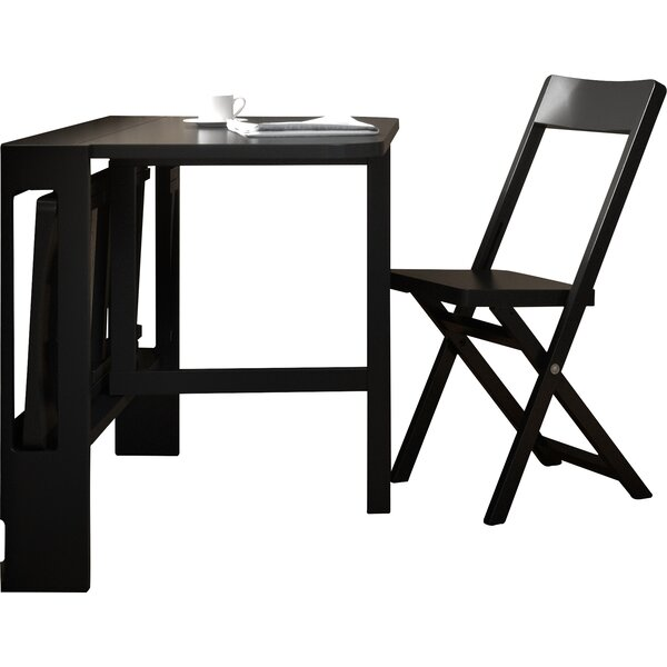 Ashlock 3 Piece Dining Set by Brayden Studio