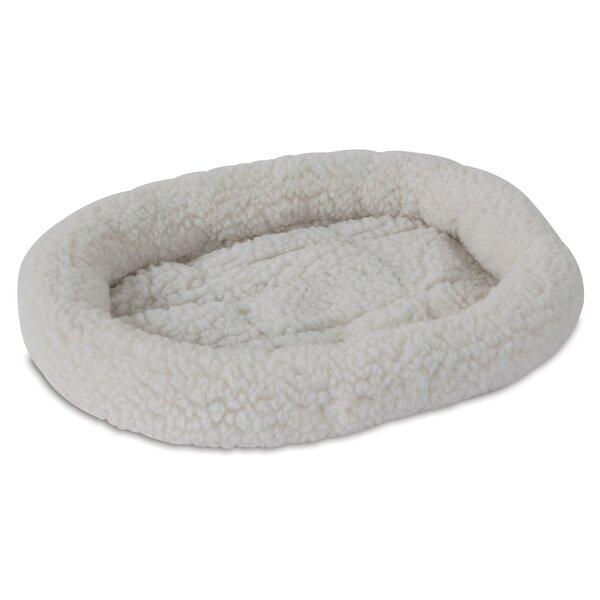 Kennel Bolster Dog Bed by Petmate