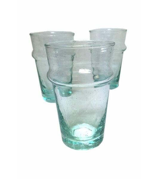 Beldi Water Glass (Set of 6) by Casablanca Market