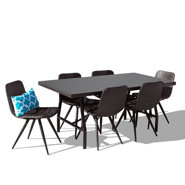 Churchwell 7 Piece Dining Set by Corrigan Studio