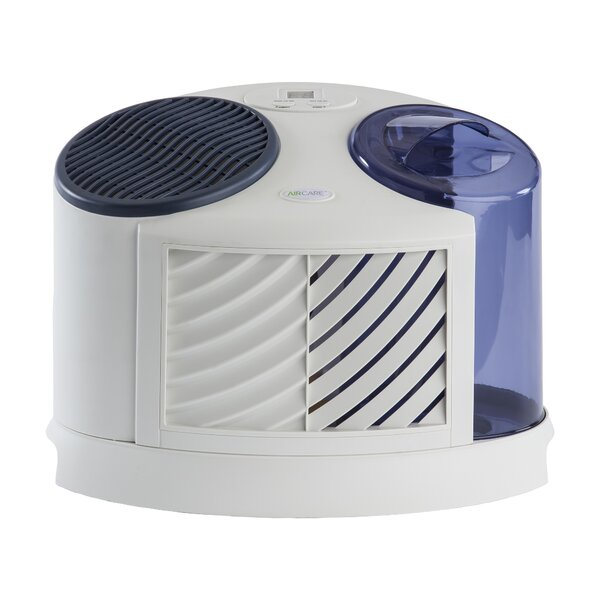 2 Gal. Evaporative Console Humidifier by AIRCARE