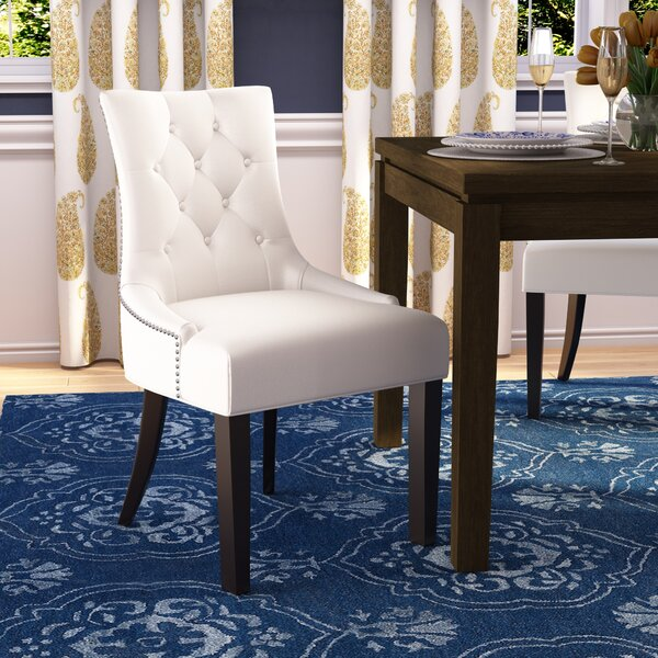 Reynesford Side Chair (Set of 2) by Charlton Home