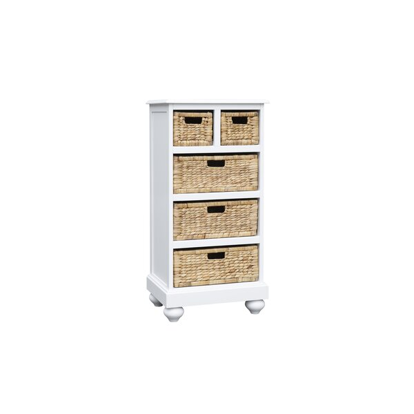 Barrera 5 Drawer Accent Chest By Rosecliff Heights