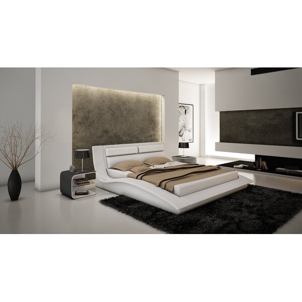 Galeton Platform Configurable Bedroom Set by Wade Logan
