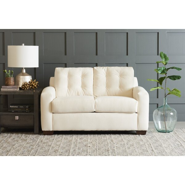 Alanna Loveseat by Wayfair Custom Upholstery™
