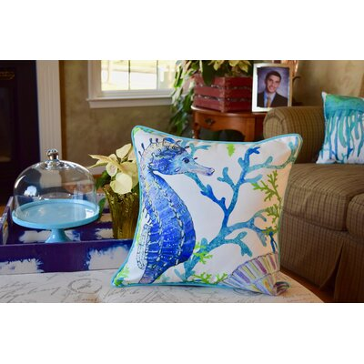 Highland Dunes Sandell Lion Fish Guest Towel Indoor Outdoor Lumbar Pillow Highland Dunes From Wayfair North America Daily Mail