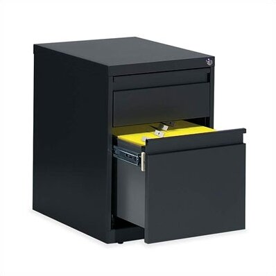 G Series 2-Drawer Box/File Pedestal by Global Total Office