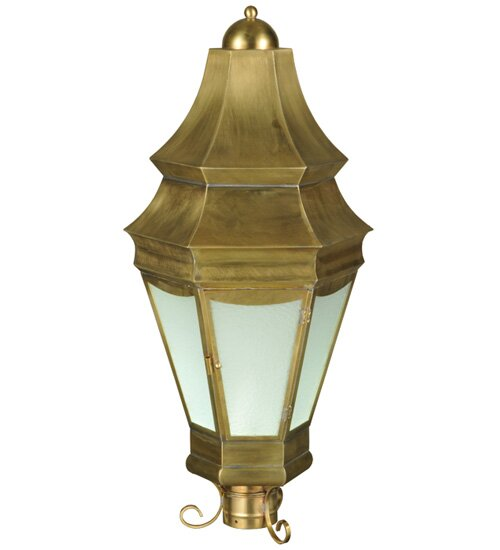 Statesboro Outdoor 1-Light Lantern Head by Meyda Tiffany