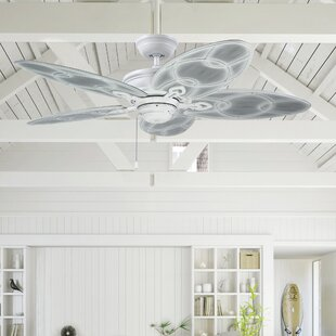 Shopping for 52 Denwood 5 Blade Outdoor Ceiling Fan By Bloomsbury Market