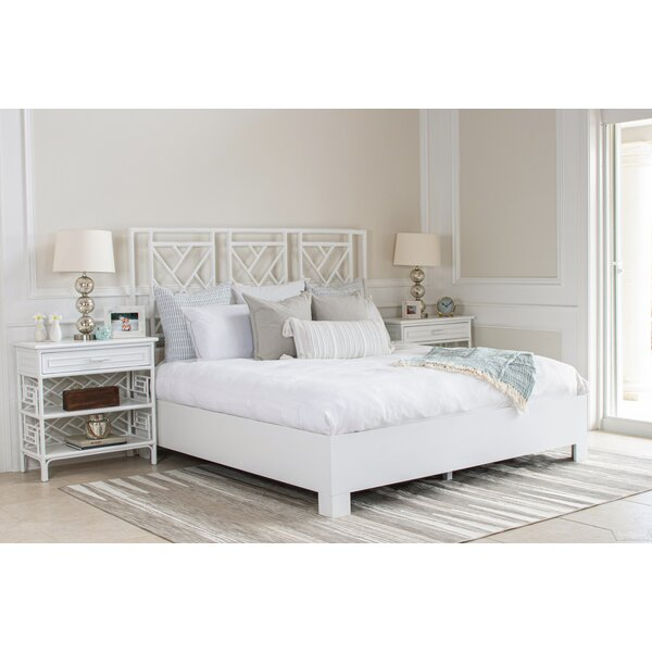 Olga Chippendale Standard Bed by Bloomsbury Market