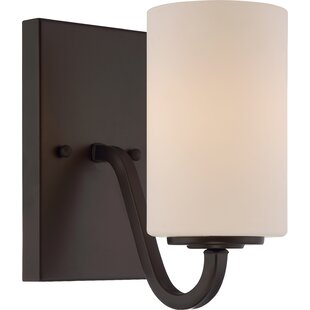 Shop For Tinley 1-Light Bath Sconce By Charlton Home