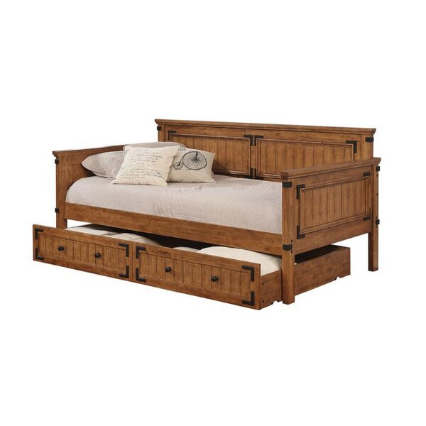 Alcantara Twin Daybed By Loon Peak