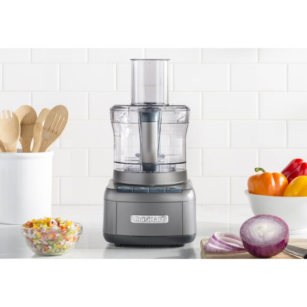 8 Cup Food Processor By Cuisinart.
