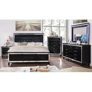 Purchase Meserve Queen Panel Bed ByHouse of Hampton