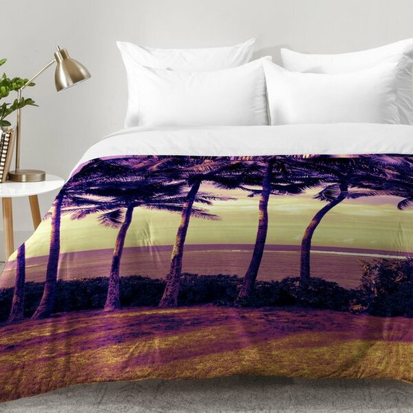 Crozier Sunset Comforter Set