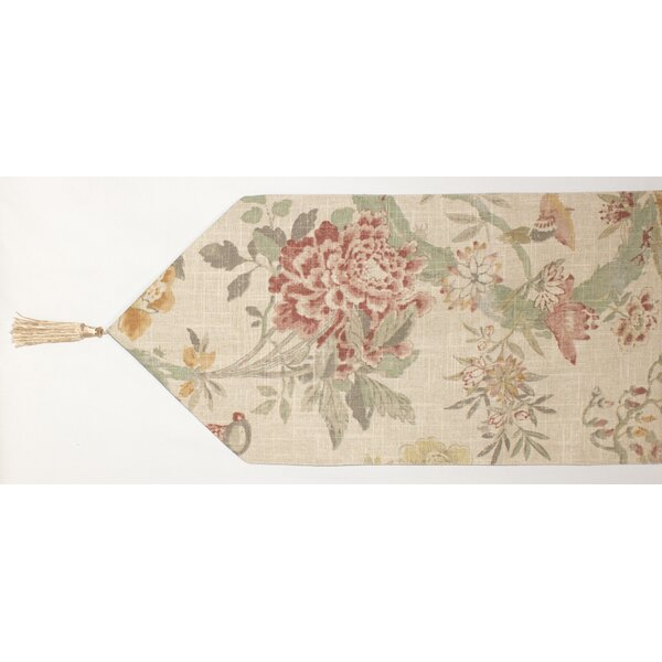 Ariel Woodland or Heather Table Runner by RLF Home
