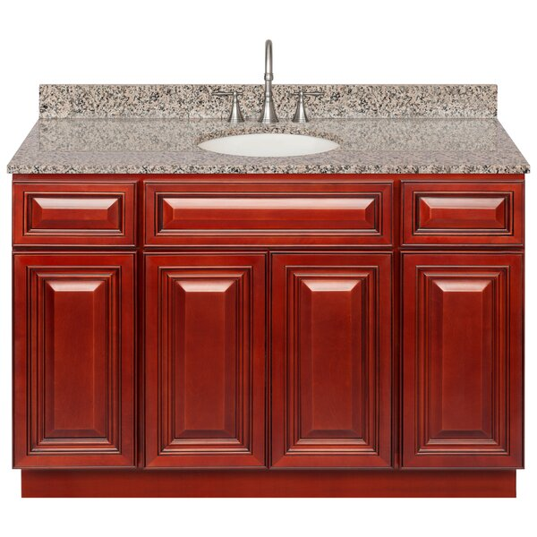 Lisdale 48 Single Bathroom Vanity Set by Charlton Home